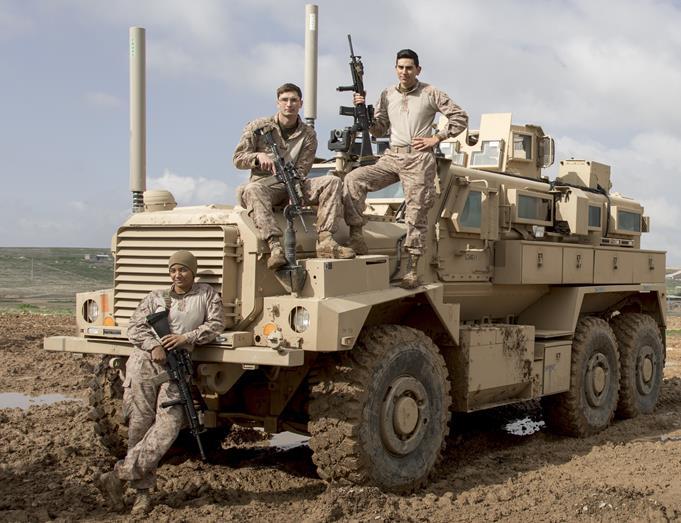 United States Marine Corps Motor Transport Association, Inc